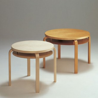Alvar Aalto Double Coffee Table 907