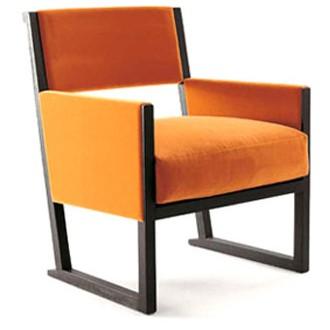 Antonio Citterio AC Collection SM65T Small Armchair