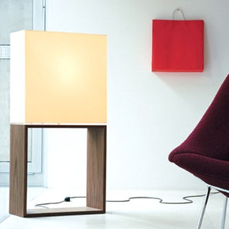 Christian Finke Cubic Gates Lamp
