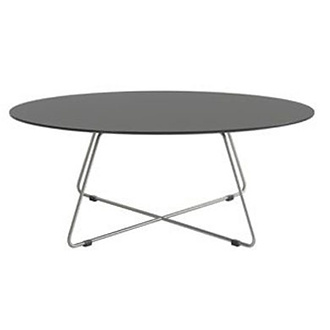 Flemming Busk and Stephan Hertzog Lotus Ellipse Table