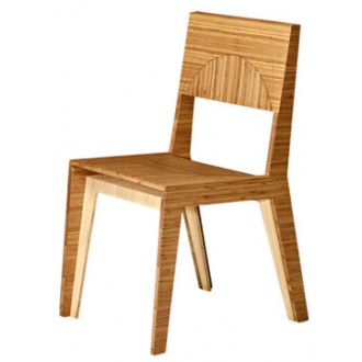 Brave Space Design Hollow Dining Chair