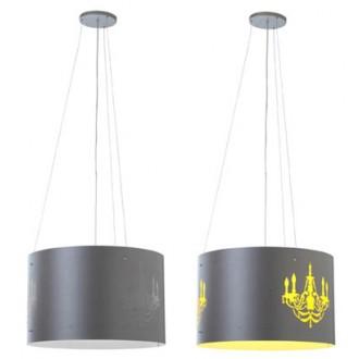 Martino D'Esposito Triple Lustre Lamp