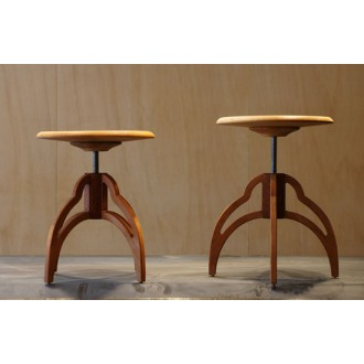 Michele De Lucchi and Alessandro Visi Sgabò Stool