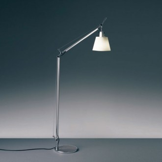 Michele De Lucchi and Giancarlo Fassina Tolomeo Floor Lamp