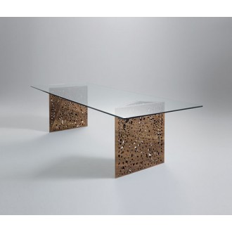 Steven Holl Riddled Table