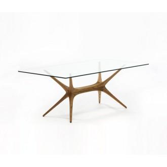 Tapio Wirkkala X-Frame Table