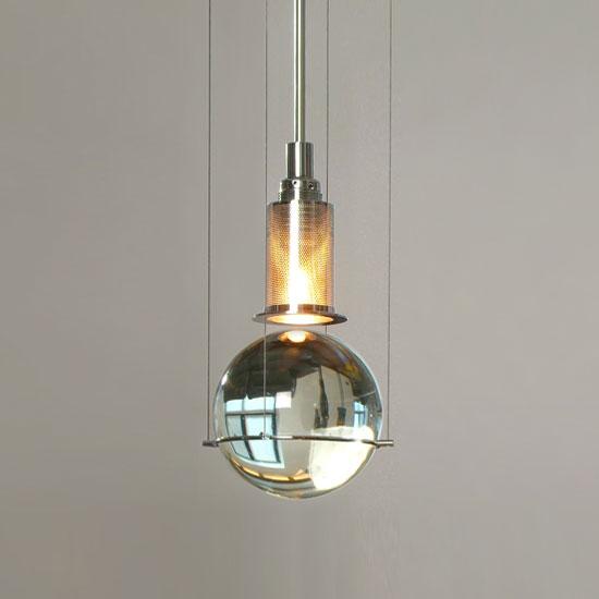 G 252 Nter Leuchtmann Le Tre Streghe Pendant Lamp