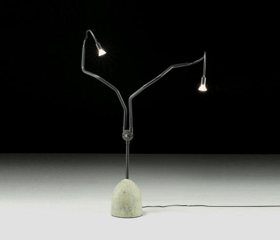 Ron Arad Tree Light Floor Lamp