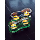 Lovisa Wattmann 2-Light Candle Holder