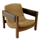 Sergio Rodrigues Jimi Armchair