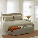 Valeria De Padova Twist Bed