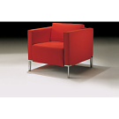 Walter Selva and Augusto Mandelli Nella Armchair
