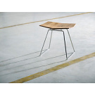 Yves Raschle and Thomas Wüthrich Dua Stool