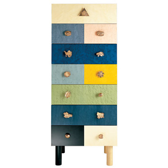 Alik Cavaliere Genesio Chest Of Drawers