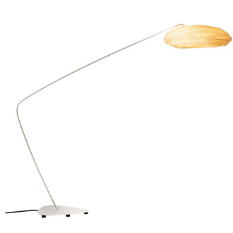 Angus Hutcheson Silk Aura Table Lamp