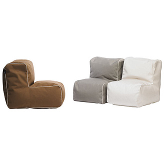 Anne Heinsvig and Christian Uldall Helgo Small Armchair