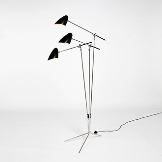 David Weeks Tripod No. 303 Lamp