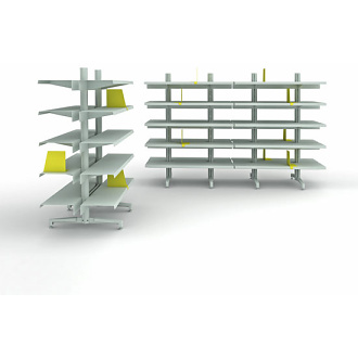 Frank Standard Issue Shelving