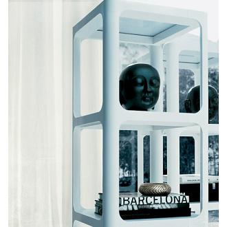 Giuseppe Bavuso Sixty Bookcase