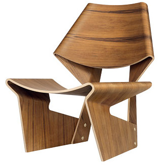 Grete Jalk GJ Chair and Table