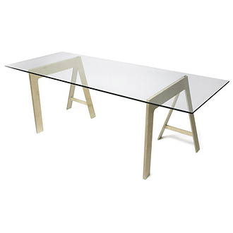 Will Smith Jack Trestle Table