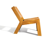 Gert Van Der Vloet Cut Low Chair