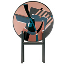 Alessandro Mendini Zabro Table-chair
