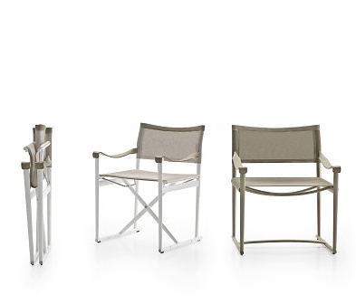 Antonio Citterio Mirto Outdoor Chair