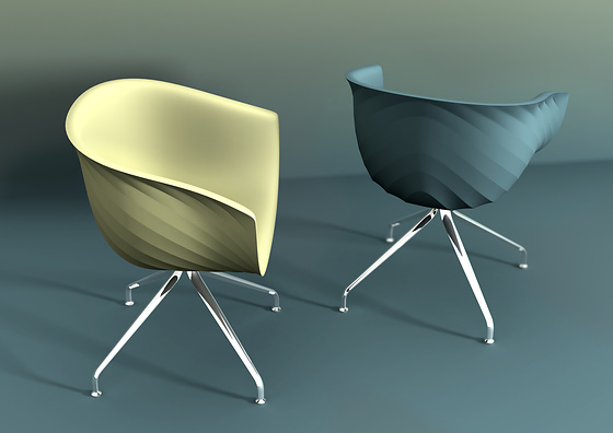 Archirivolto Design Derby Chair