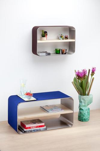ECHTSTAHL ES Series Shelves