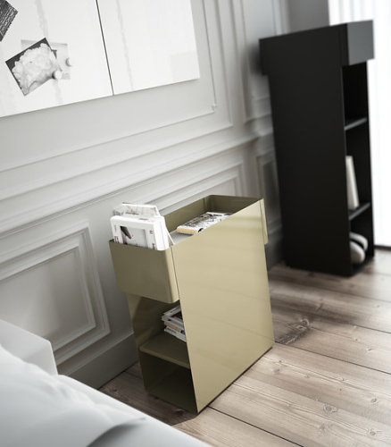 Estudio Enblanc Beside Cabinet