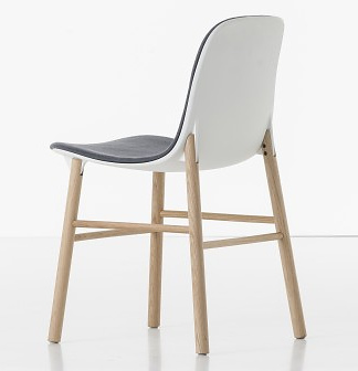 Neuland Sharky Upholstered Chair