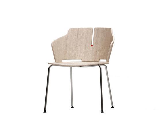 Favaretto & Partners Prima Seating