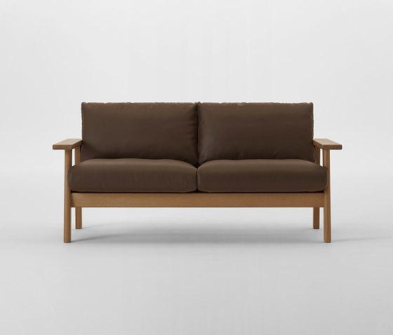 Jasper Morrison Bruno Sofa and Armchair