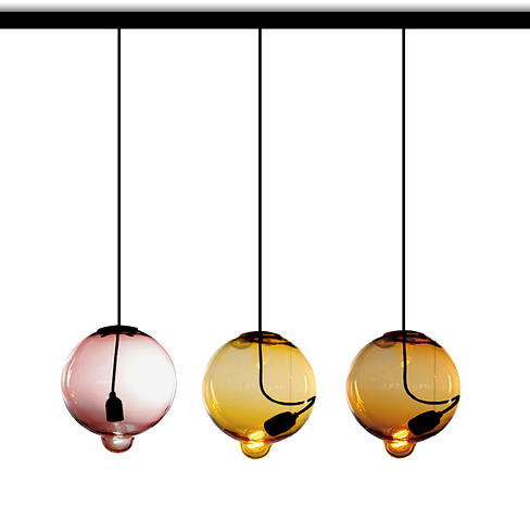 Johan Lindstén Meltdown Pendant Lamp