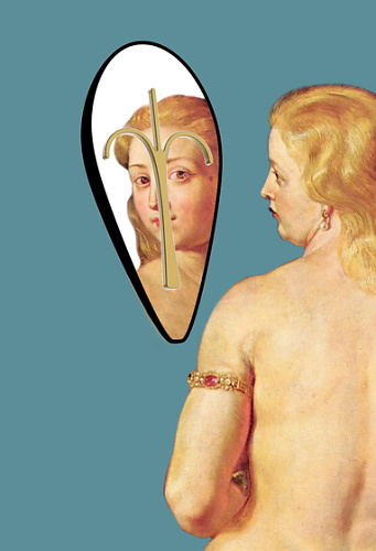 Lorenza Bozzoli Wise Men Mirrors