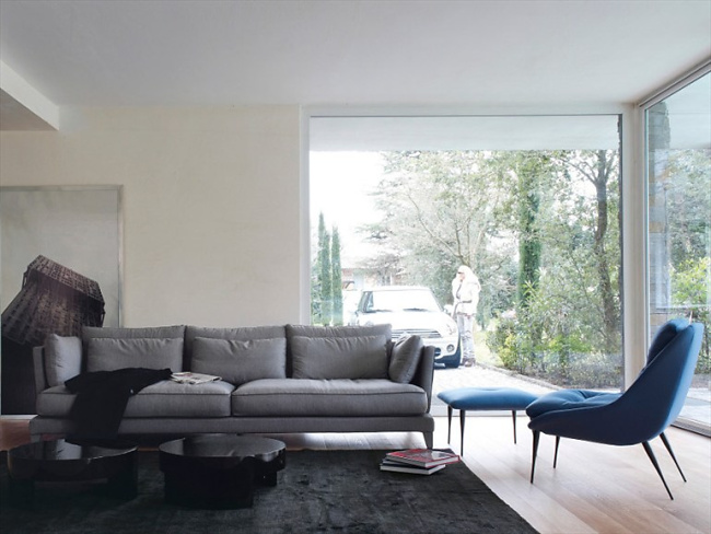Marco Corti Fency Armchair