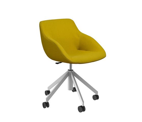 Mario Ruiz Blue Chair