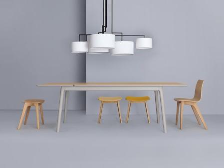 Mathias Hahn E8 Longue Table
