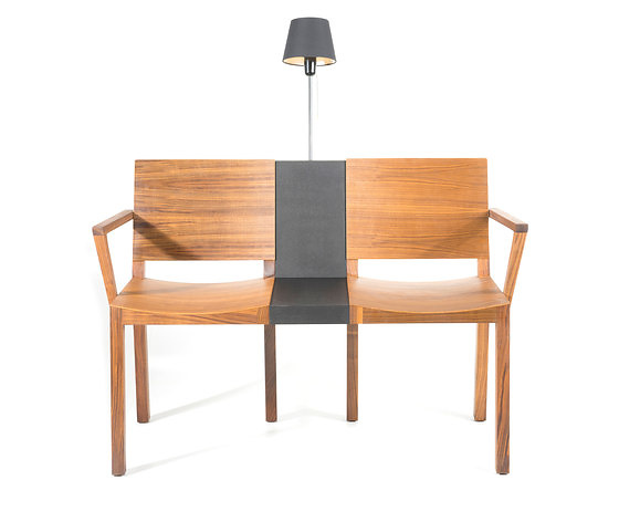 Oliver Conrad Studio Ets-for2 Chair - Bench