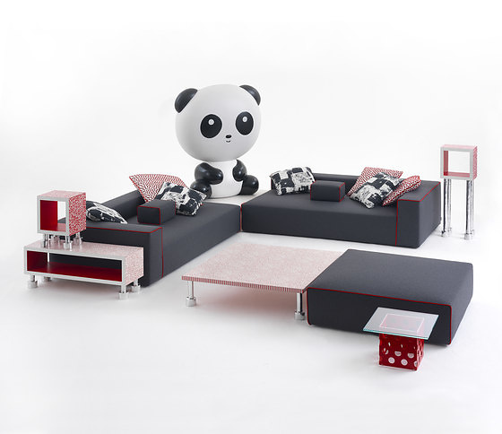 Paola Navone Panda Landscape Collection
