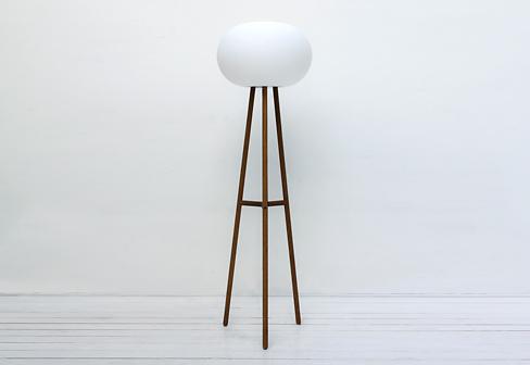 Raffaella Mangiarotti, Marco Ravina Babà Standing Lamp