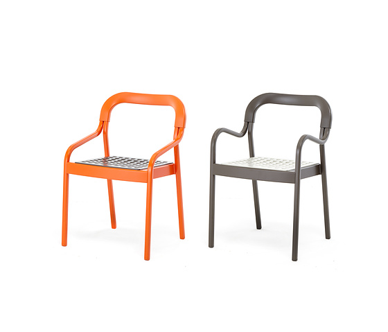 Sebastian Bergne Square Chair
