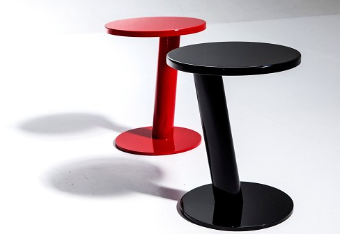 Sebastian Herkner Pipe Side Table