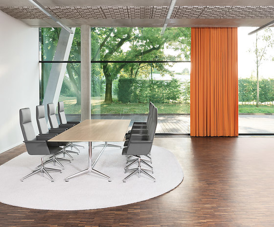 Wolfgang C.R. Mezger Fina Tables and Chairs Collection