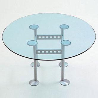 Afra Scarpa and Tobia Scarpa Plinio Table