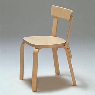 Alvar Aalto Chair 69
