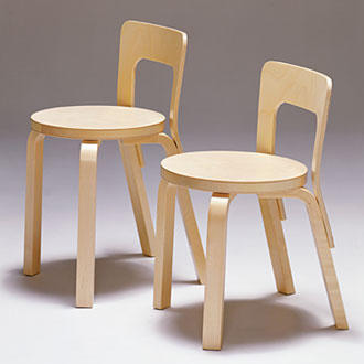 Alvar Aalto Children's Chair N65