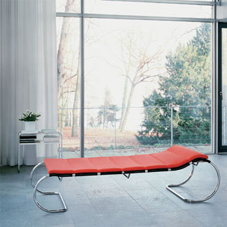 Anton Lorenz LS 22 Couch - Daybed