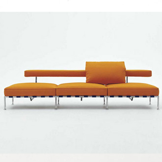 Antonio Citterio Freetime Sofa and Armchair